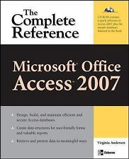 Microsoft Office Access 2007: The Complete Reference (Complete Referen-ExLibrary