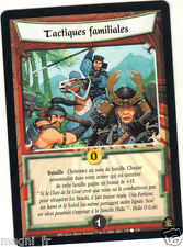 Legend of The Five Rings n° 118/156 - Tactiques familiales (A1751)