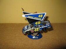 Nascar Jimmie Johnson #48 Lowe's Ornament 2007 race car