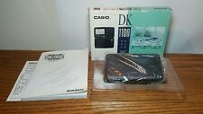 DK-1100BK Casio Super Memory Computer Vintage Foreign Japanese