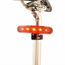 Auto LED bike bicycle rear tail light motion & darkness sensor from Japan