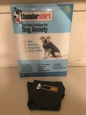 "Thunder Shirt: The best Solution For Anxiety: Gray (Size: 2XS/9""-13.5""/-12#) NIP"