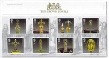 GB Presentation Pack 459 2011 CROWN JEWELS 10% OFF ANY 5+