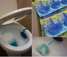 Toilet bowl Blue Soap water (Pack of 3) Cleaner tank Disinfects Refreshing Scent