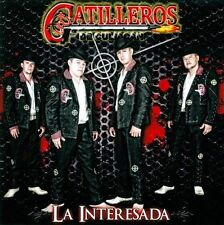 Gatilleros De Culiacan-La Interesada CD NEW