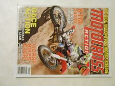 SEPTEMBER 2012 MOTOCROSS ACTION MAGAZINE,KTM 250SX,VILLOPOTOS WORK KX450F,AMA