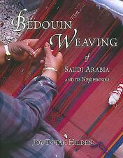Bedouin Weaving of Saudi Arabia and its Neighbours, , Hilden, Joy Totah, Good, 2