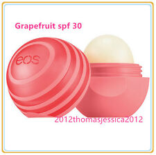 EOS Evolution of Smooth Fresh Grapefruit with spf 30 Lip Balm 0.25 oz / 7g