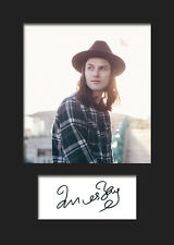 JAMES BAY #1 A5 Signed Mounted Photo Print (Reprint) - FREE DELIVERY