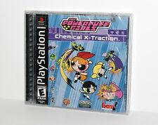 The Powerpuff Girls   Sony Playstation1 PS1   Black Label   Complete   Sealed