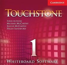 Touchstone Whiteboard Software 1 by Michael McCarthy (2009, CD-ROM)