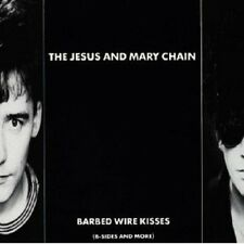 THE JESUS AND MARY CHAIN - BARBED WIRE KISSES CD NEW+