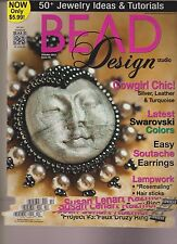 BEAD DESIGN STUDIO MAGAZINE #43 OCTOBER 2013.