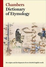 Chambers Dictionary of Etymology [CHAMBERS DICT OF ETYMOLOGY NON], Author