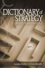 Dictionary of Strategy: Strategic Management A-Z-ExLibrary