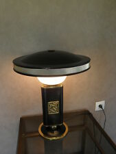 table lamp desk EILEEN GRAY ART DECO light old ufo Bauhaus mid century Atomic