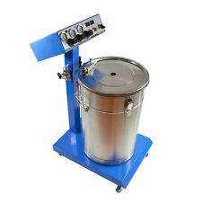 ELECTROSTATIC POWDER COATING MACHINE WX-958 PAINT SYSTEM SPRAY GUN PROFESSIONAL