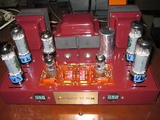 DYNACO DYNAKIT STEREO ST-70 TUBE POWER AMPLIFIER AMP REBUILT