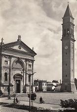 * DONADA - Porto Viro - Piazza della Chiesa 1955