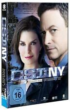 CSI: NY Staffel 7, Episoden 1-12, 3 DVDs