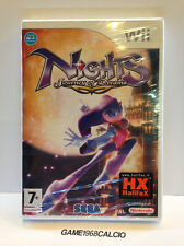 NIGHTS JOURNEY OF DREAMS (WII) NUOVO SIGILLATO