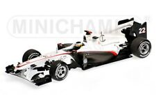MINICHAMPS 410 100122 40 YEARS SAUBER MOTORSPORT C29 F1 car De La Resta 1:43