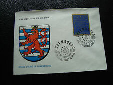 LUXEMBOURG - enveloppe 1er jour 25/6/1963 (cy59)