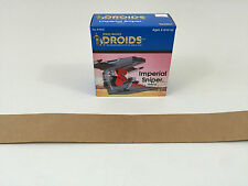 vintage star wars droids custom imperial sniper box and inserts fantastic