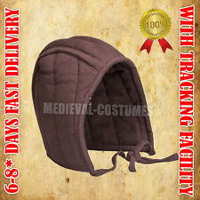 Christmas presents Cotton Padded Arming Cap Protector for Helmet Chainmail Coil