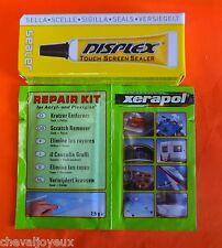 polish Pâte à polir DISPLEX® écran tactile-tube 5g+dose Xerapol pour plastique