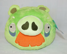 NEW Angry Birds Deluxe 8in. Plush Toy Grandpa Pig w/ Moustache