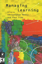 Managing Learning, Christopher Mabey, Paul Iles