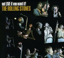 Rolling Stones - Got Live If You Want It  Remastered (2002, CD NEUF)