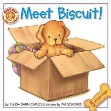 Meet Biscuit! by Alyssa Satin Capucilli (2005, Paperback)