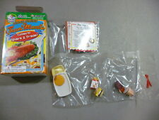 Re-ment Puchi Petite Fun Meals #9 DRIVE THRU BREAKFAST  Miniature Food, NEW- Box