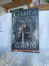 GEORGE R.R.MARTIN A GAME OF THRONES UK PB VERY GOOD CONDITION