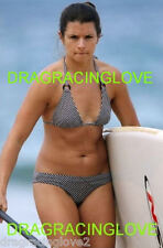 "Danica Patrick Race Car Driver SEXY ""Candid Water Sports Shot"" PHOTO!"