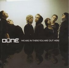 Dune - We Are In There You Are Out Here (2007)  CD NEW/SEALED  SPEEDYPOST