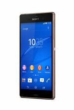 Sony XPERIA Z3 D6603 16GB 4G LTE Water Proof Mobile Unlocked Copper Smartphone