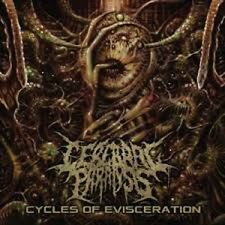 CEREBRAL PARALYSIS - Cycles Of Evisceration Deeds Of Flesh Inveracity Disgorge