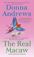 The Real Macaw (Meg Langslow, Book 13)-ExLibrary