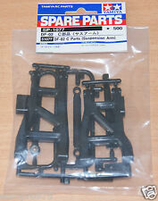 Tamiya 51077 DF-02 c parts suspension, bras (DF02/Gravel Hound/Rising Storm), neuf