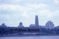 KODACHROME 35mm Slide New York City Dayline Cruise Grant's Tomb Church Cars 1962