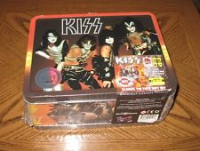 NEW 2015 SDCC EXCLUSIVE KISS TIN LUNCHBOX SET