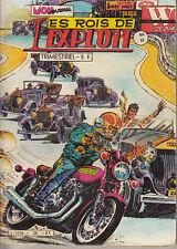 LES ROIS DE L'EXPLOIT N° 39 DE DECEMBRE 1982 EDITIONS MON JOURNAL
