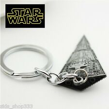 STAR WARS IMPERIAL STAR SHIP Full Metal Key chain Keychain collectible cosplay