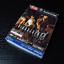 Bio Hazard Zero 0: Nintendo GameCube GAME JAPAN NTSC-J with Manual Book #0301