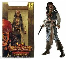 """Cannibal Jack from Pirates of the Caribbean FIGURE 18""""  NEW IN BOX SEALED"""