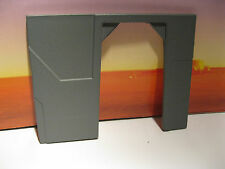 Star Wars G.I Joe Custom Cast Death Star Door Way Hanger Diorama Part 3.75