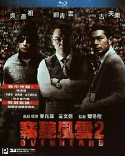 NEW 2011 Hong Kong Movie REGION A Blu-Ray Overheard II 2 - Louis Koo, Daniel Wu